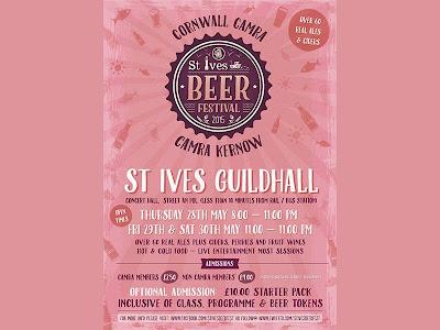 St Ives Beer Festival 2015
