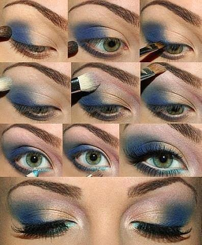 Eye Makeup Tutorial...