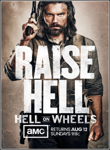 Download Hell on Wheels 2ª Temporada Episódio 01 Legendado 2012