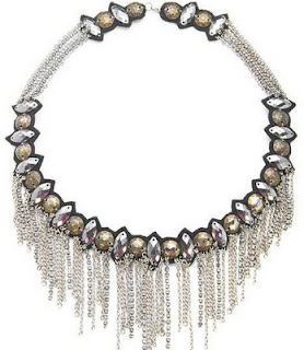 Small Constantinople Necklace - as seen on Rachel - by Suzanna Dai - via Boticca