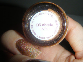 OPI DS Classic Label