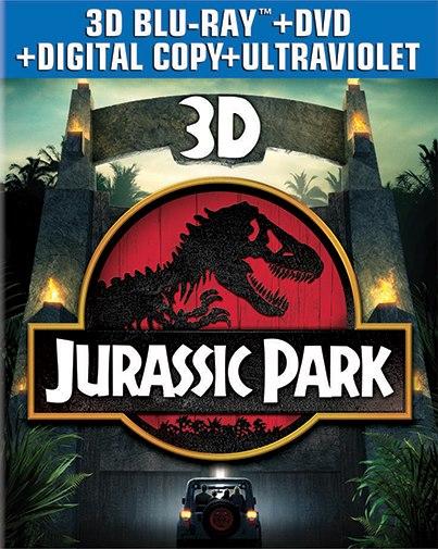 Jurassic Park: 3D – Dublado (1993)