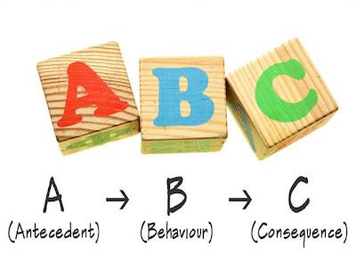 Behavior, Antecedent, Consequence, Change, Behavioral Chain
