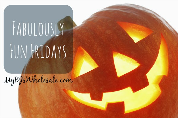 Fabulously Fun Fridays (October 31st Edition)
