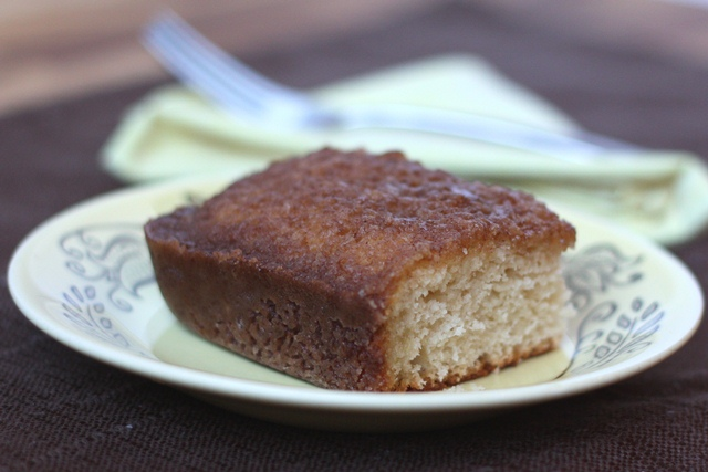 Cinnamon Toast Cake - Gluten Free or Not recipe by Barefeet In The Kitchen