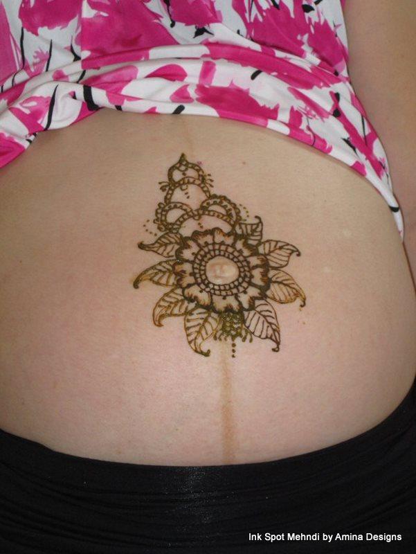 Ink Spot Henna Mehndi