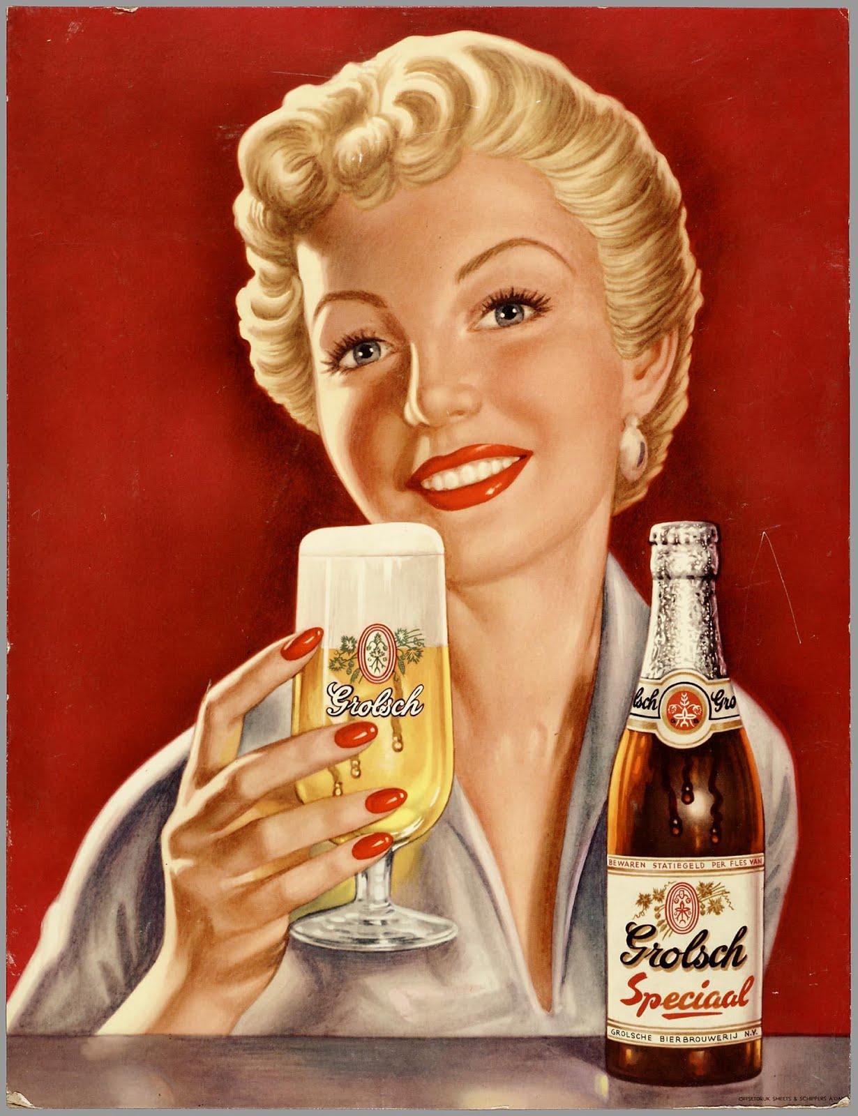 Mulheres e Cerveja