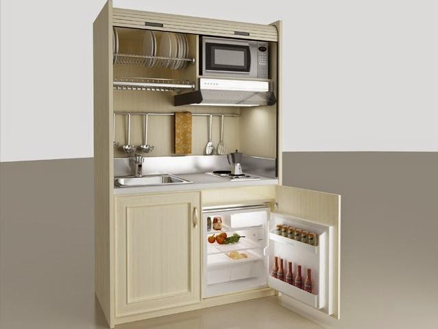 Asztalos - Székesfehérvár: Kompakt minikonyha