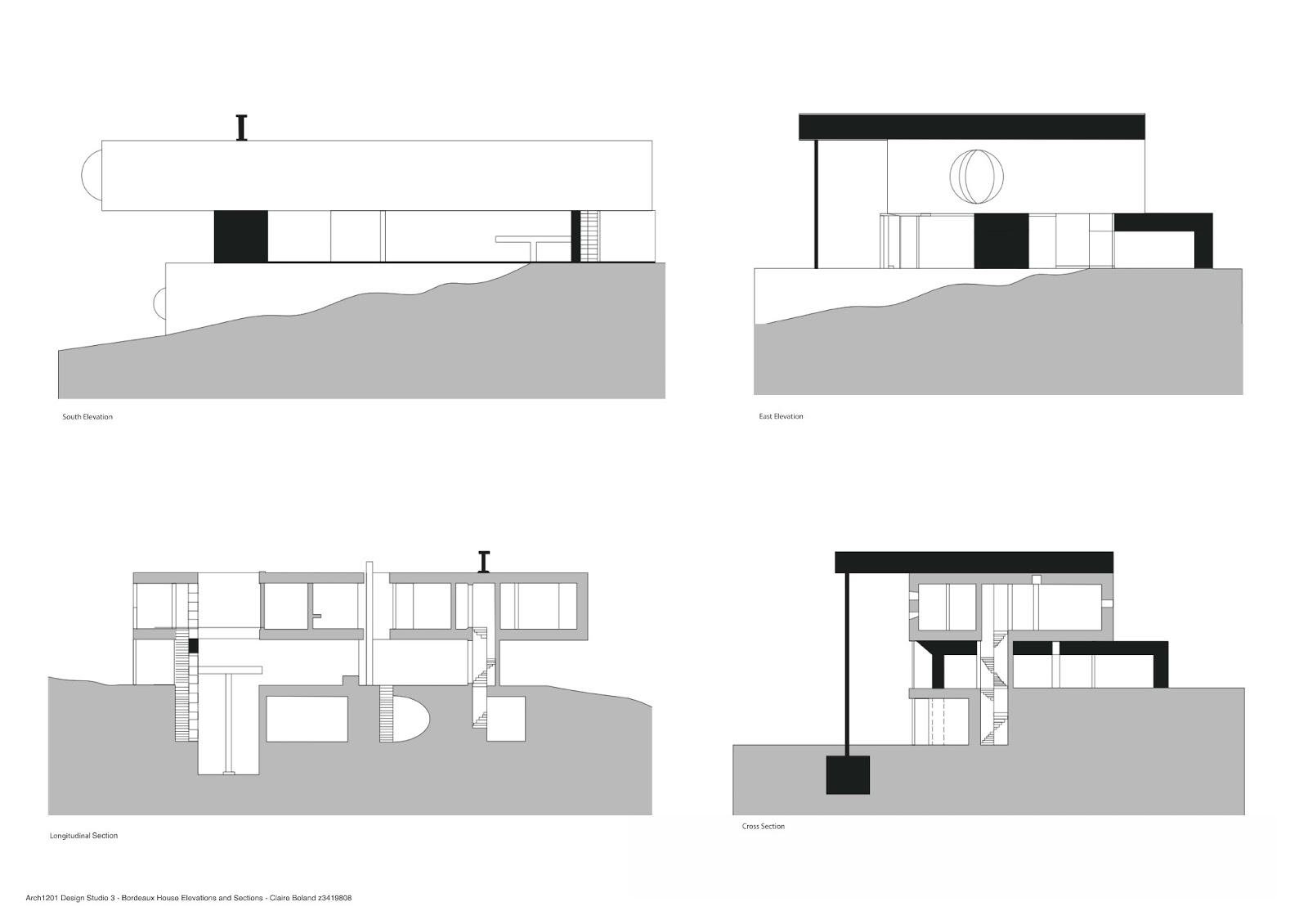 Arch1201 design studio 3 2013 march 2013 for Maison bordeaux