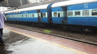 Mumbai CST - Madgaon Ganpati Festival Special Train