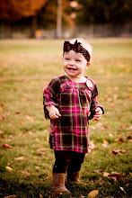 Sara Kate - 18 months