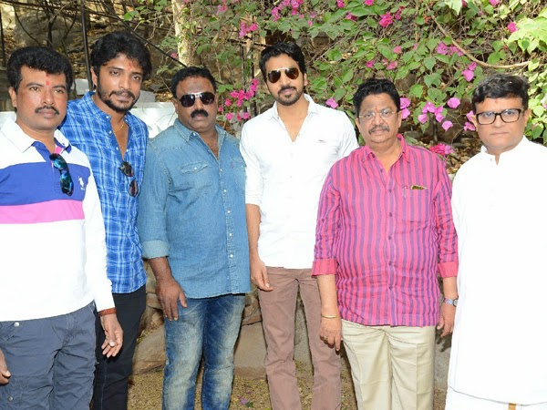 Leela Movie Launch Photo Gallery