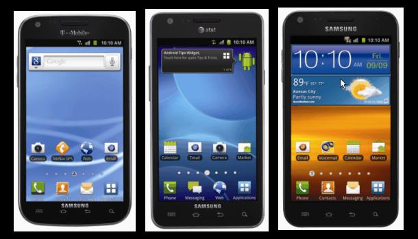 Harga Samsung Galaxy 2014