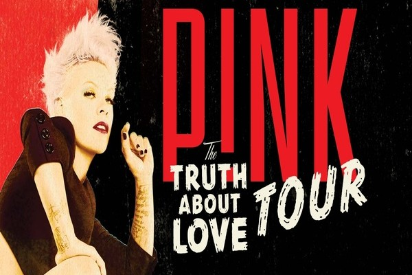 Pink - The Truth About Love Tour - Set ListThe Truth About Love Tour