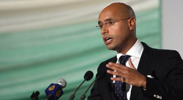 OFICIAL: Saif al Islam lanza movimiento político para retomar el poder en Libia.