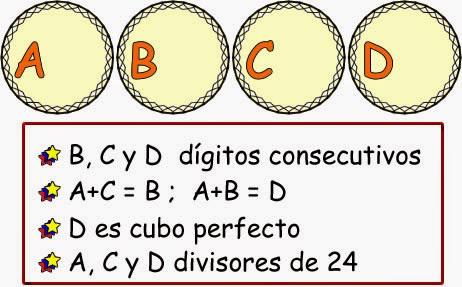 Problemas matemáticos, Desafíos matemáticos, Retos matemáticos, Problemas de lógica, Problemas de ingenio
