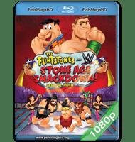 LOS PICAPIEDRA Y LA WWE: SMACKDOWN EN LA EDAD DE PIEDRA (2014) FULL 1080P HD MKV ESPAÑOL LATINO
