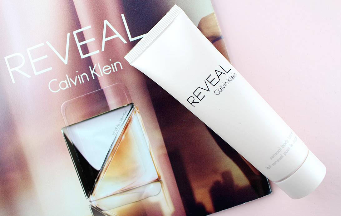 Glossybox Herbstzauber Edition - Calvin Klein - Reveal Bodylotion