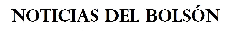 Noticias Del Bolson