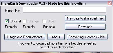 how to download a file without completing a survey