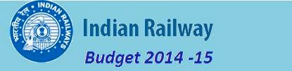 IT :: Railway Budget 2014 -15