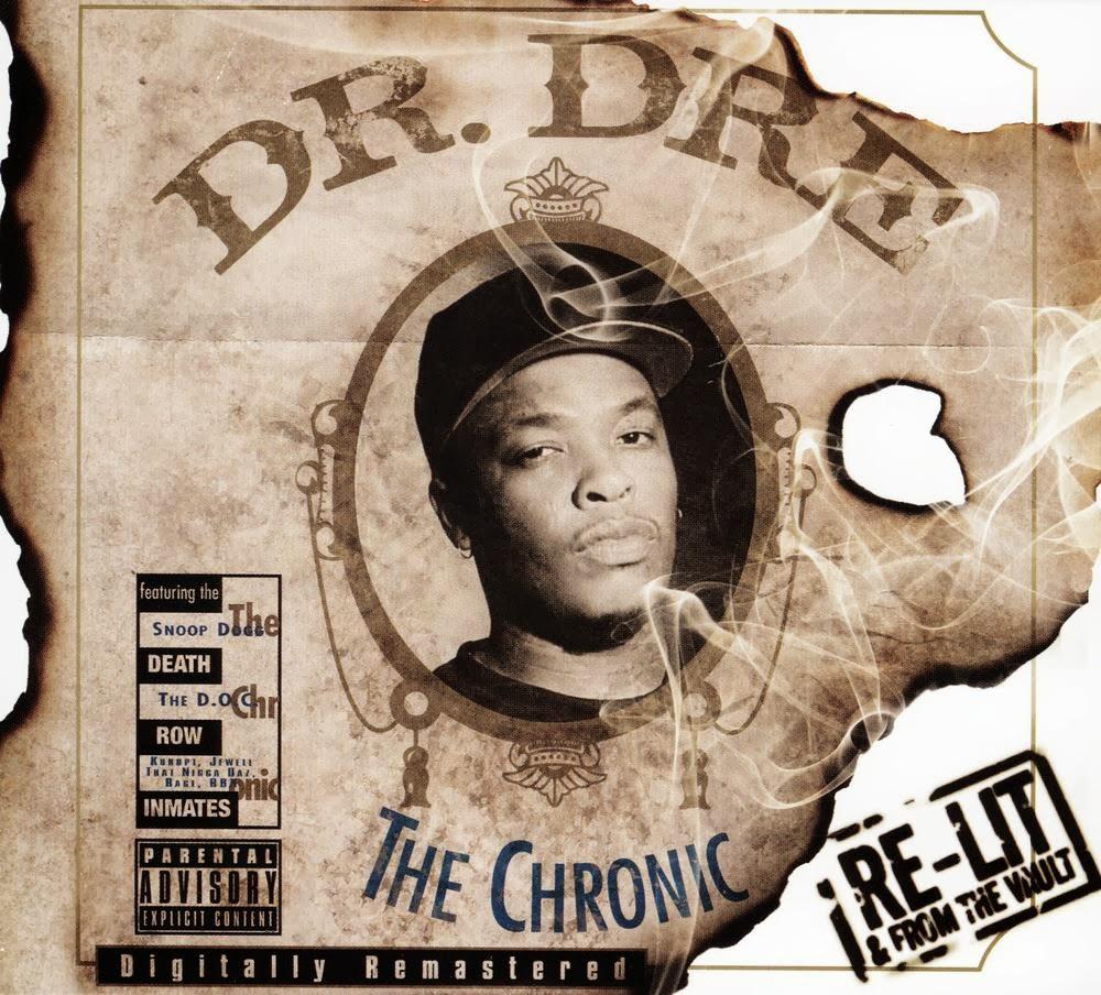 RapWise: Dr.Dre-The Chronic Re-Lit CD/DVD (320Kbps