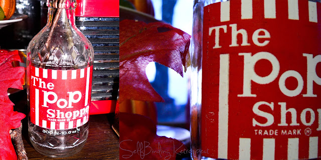 the pop shoppe, bottle, pop bottle, vase, red