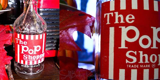 the pop shoppe, bottle, pop bottle, vase, red