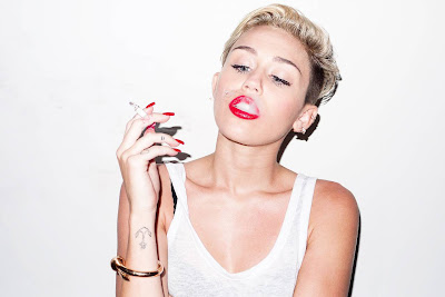 Miley Cyrus Hot by Terry Richardson