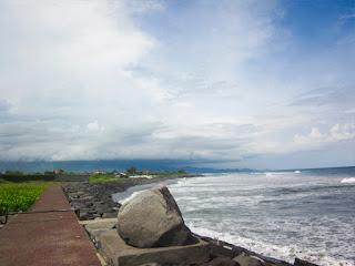 Tempat wisata pantai Pabean