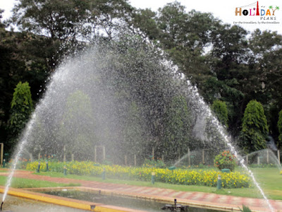 sound and light show timings of brindavan gardens