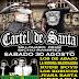 Carte de santa en El Campanario, Puebla Sábado 30 de Agosto 2014 - Puebla