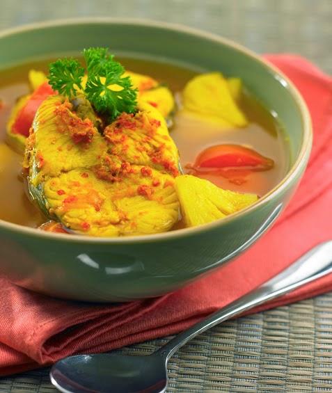 Resep Membuat Lempah Kuning Ikan Asli Bangka