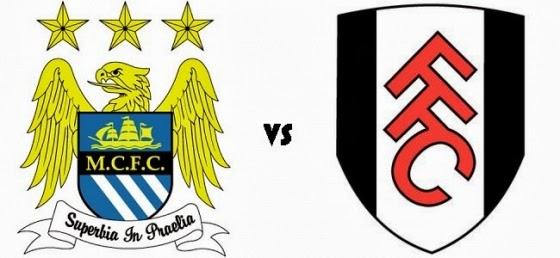 Prediksi Skor Manchester City vs Fulham 22 Maret 2014