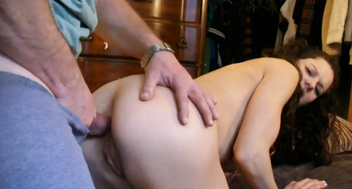 Brother and sister crave anal sex