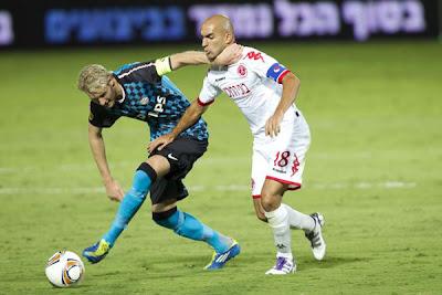 Hapoel Tel Aviv 0 - 1 PSV Eindhoven (1)