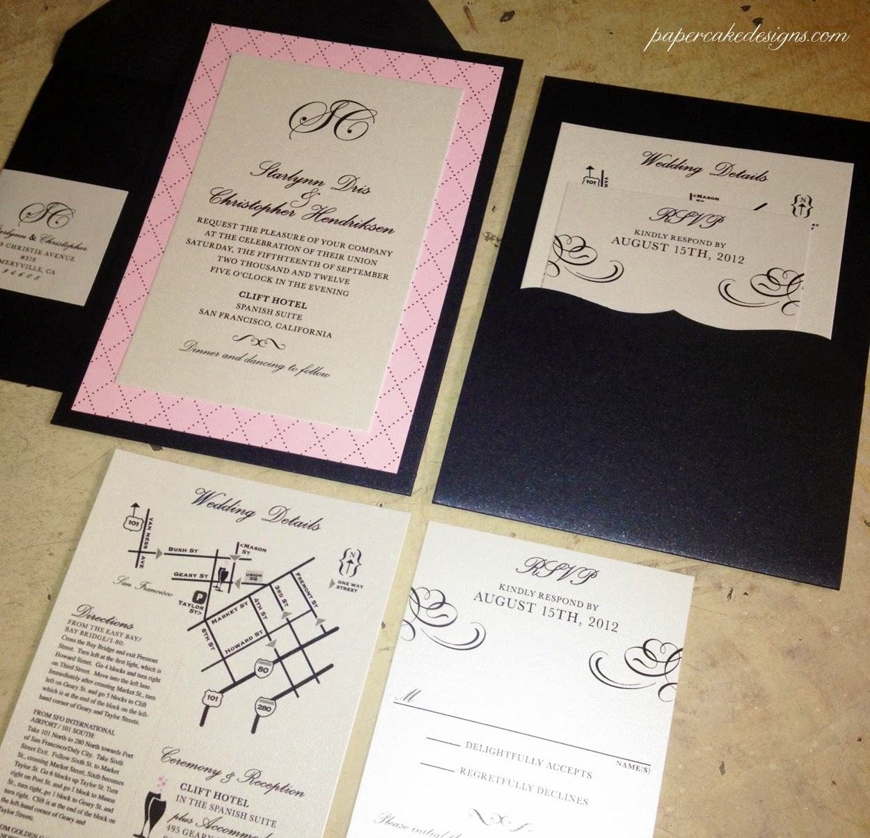Karl landry wedding invitations blog affordable wedding invitations stopboris Image collections