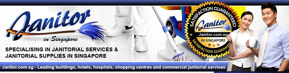 Janitor Services Singapore