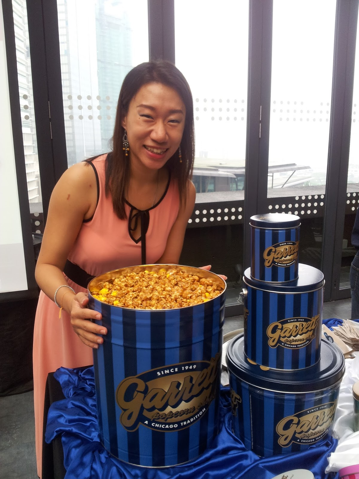 E Wen Hooi Garrett Popcorn Is 66 Years Old And Opening At