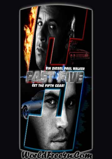Fast Five 2011 Dual Audio 300mb Hindi Dubbed Bluray Hd Single Links
