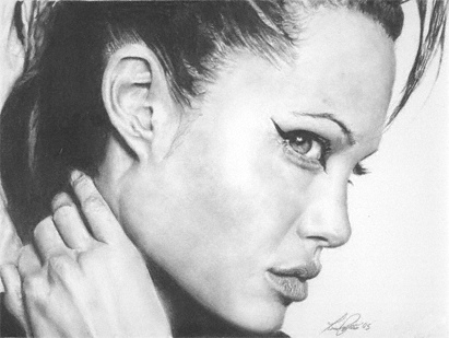 Best Celebrity Pencil Sketch 02