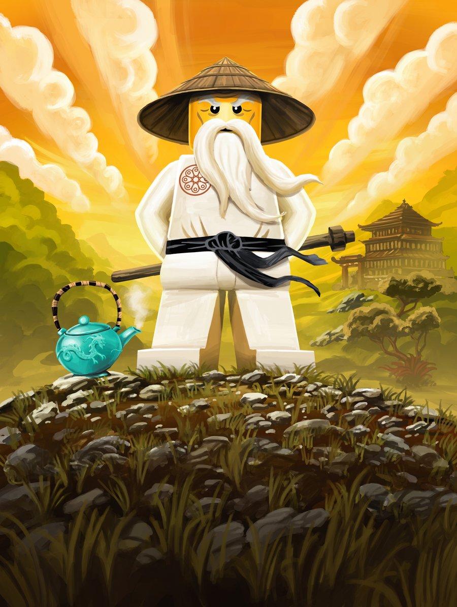 Ninjago personagens - Sensei ninjago ...