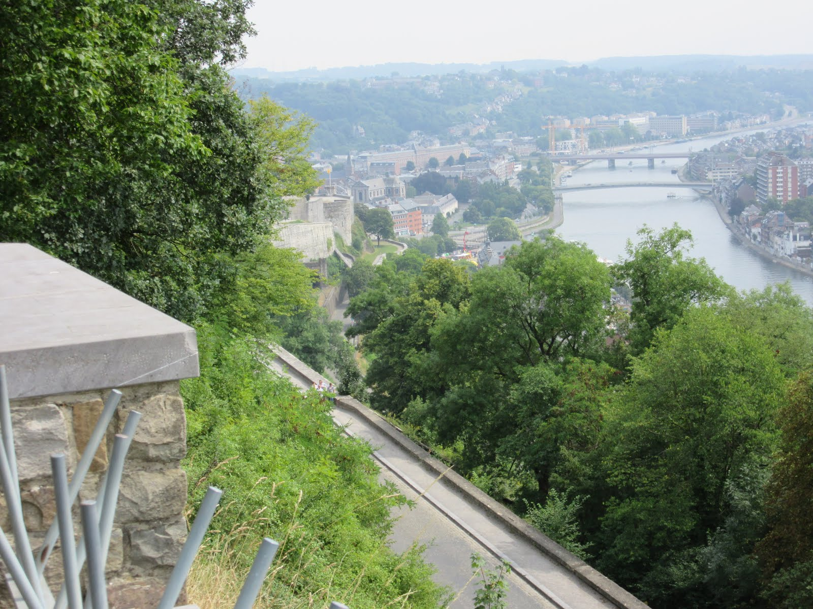 Namur Zitadelle