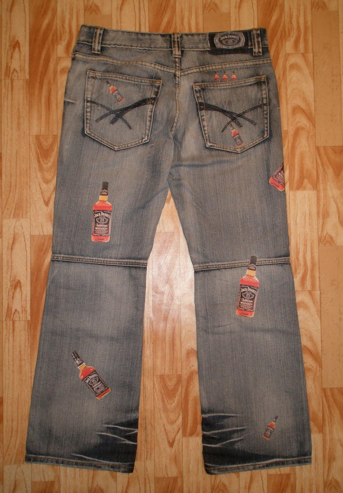 Как из обычных джинс сделать джинсы для беременной 610