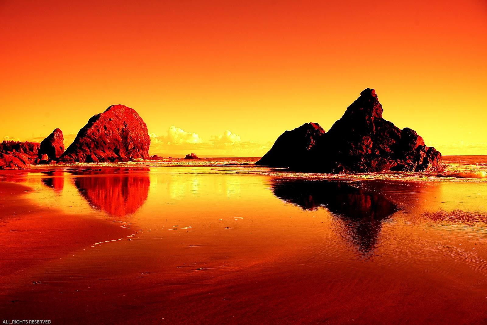 Amazing Sunsets - Wonderful