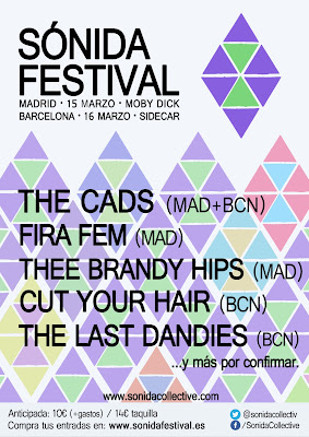 Sónida Festival (Madrid y Barcelona 2013)
