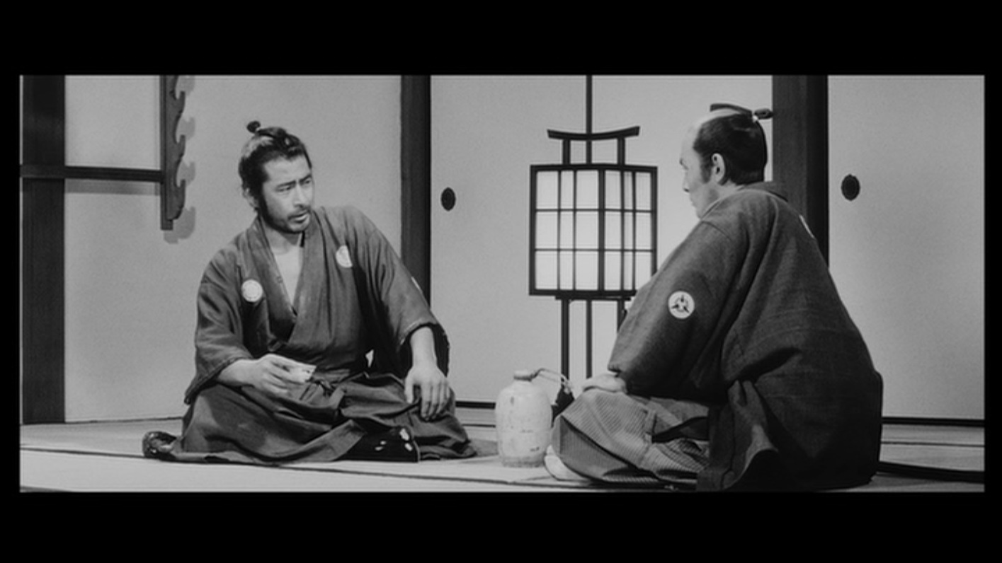 Highly recommended. Double feature it with YOJIMBO .