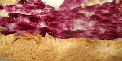 recetas de cocina kuchen de frambuesas