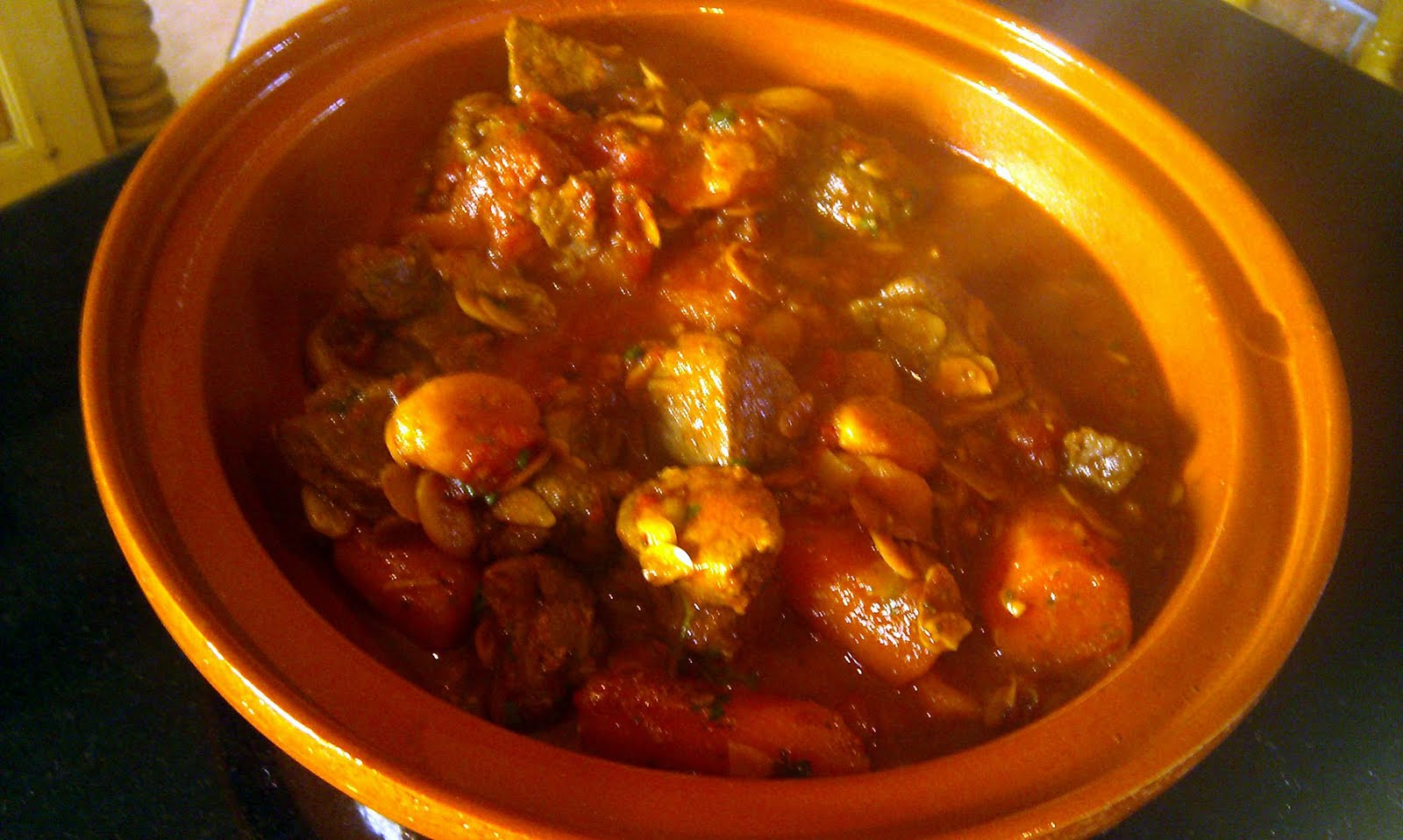 Lamb Tagine Recipe — Dishmaps