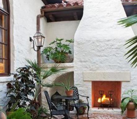 Fotos de chimeneas chimeneas rusticas exteriores - Chimeneas para exteriores ...